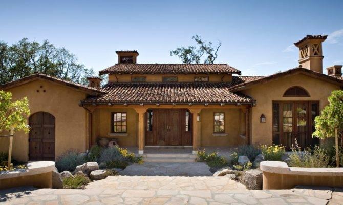 Hacienda Style House Plans Design Wonderful