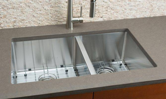 Hahn Small Radius Extra Large Kitchen Sink Lowe Canada