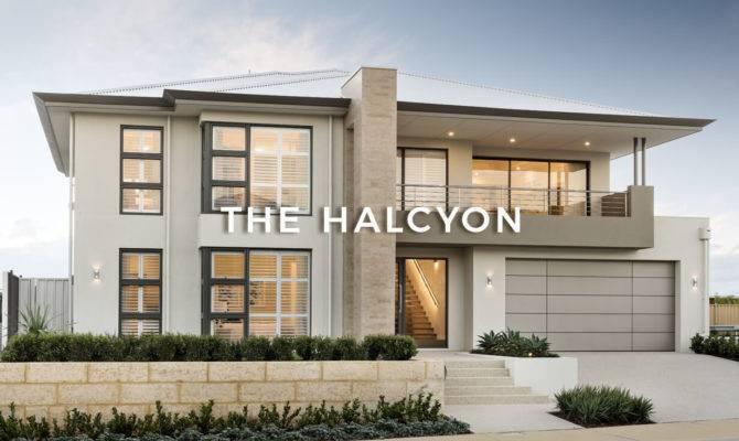 Halcyon Double Storey Display Homes Perth Highbury