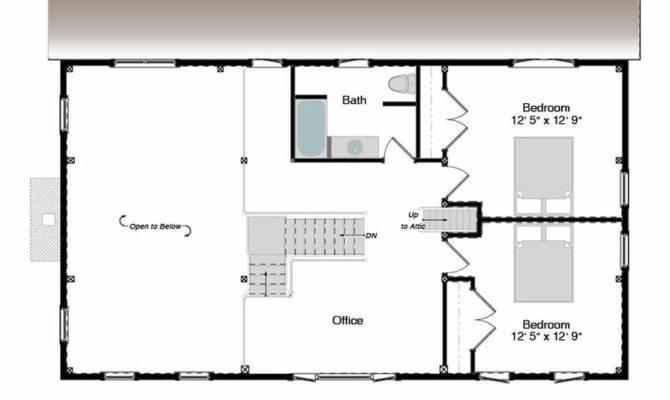 Haley Floor Plans American Post Beam Homes Modern