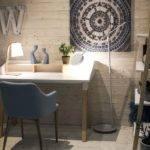Hallway Home Office Space Savvy Desks