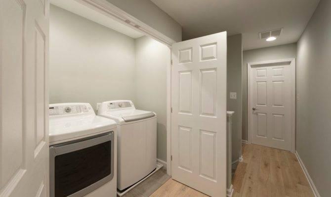 Hallway Laundry Room Farmhouse Historic