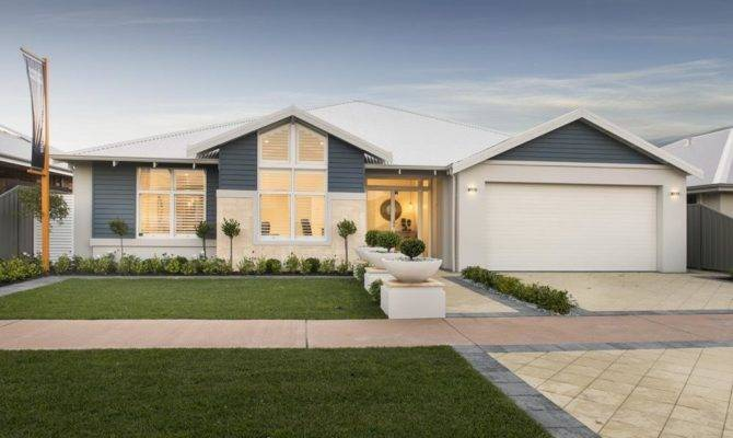 Hampton Beach Display Homes Busselton Country