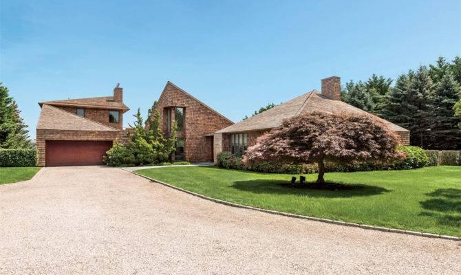 Hamptons Homes Neighborhoods Architecture Real