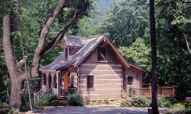 Hand Hewn Log Homes Boot Ranch