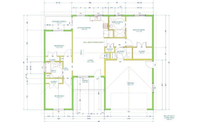 Handicap Accessible Floor Plan Design Valerian Homes Llc