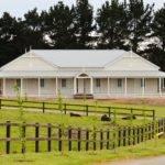 Harkaway Homes Classic Victorian Federation Verandah