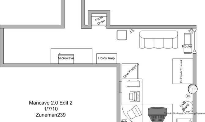 Has Moved Here Subject Mancave Blueprint Redesigning Need Ideas