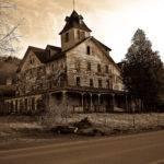 Haunted House Real Ghost