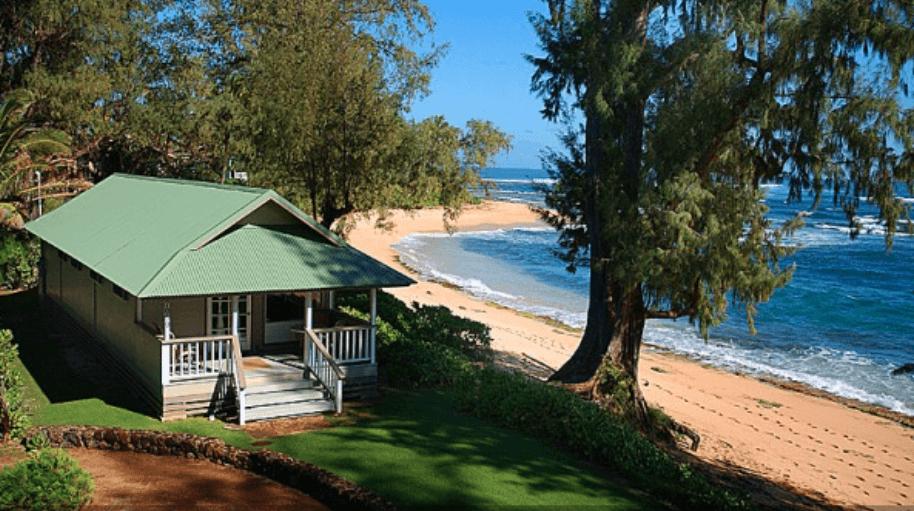 Hawaii House Beach Tiny Websites