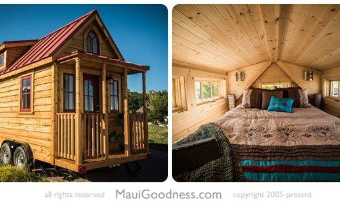 Hawaii Perfect Place Tiny Houses Maui Goodness