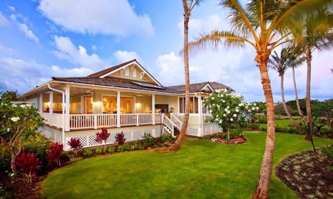 Hawaiian Plantation Style Architecture