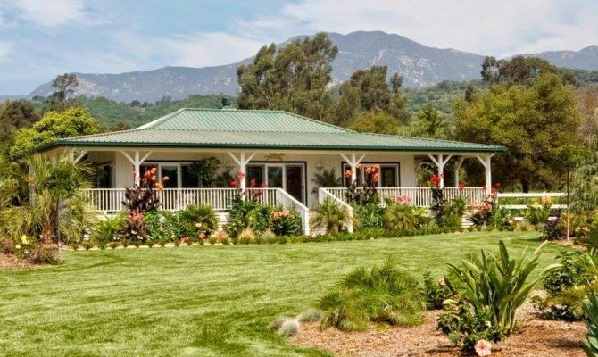 Hawaiian Plantation Style Home Plans