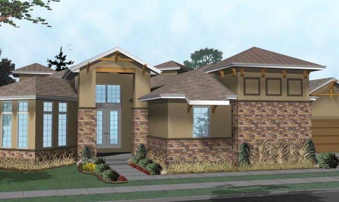 Hawthorne Mediterranean Ranch Advanced House Plans