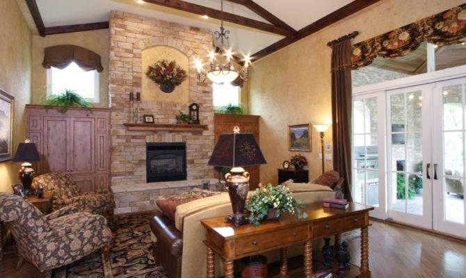 Hearth Room Photos Custom House Plans Studer