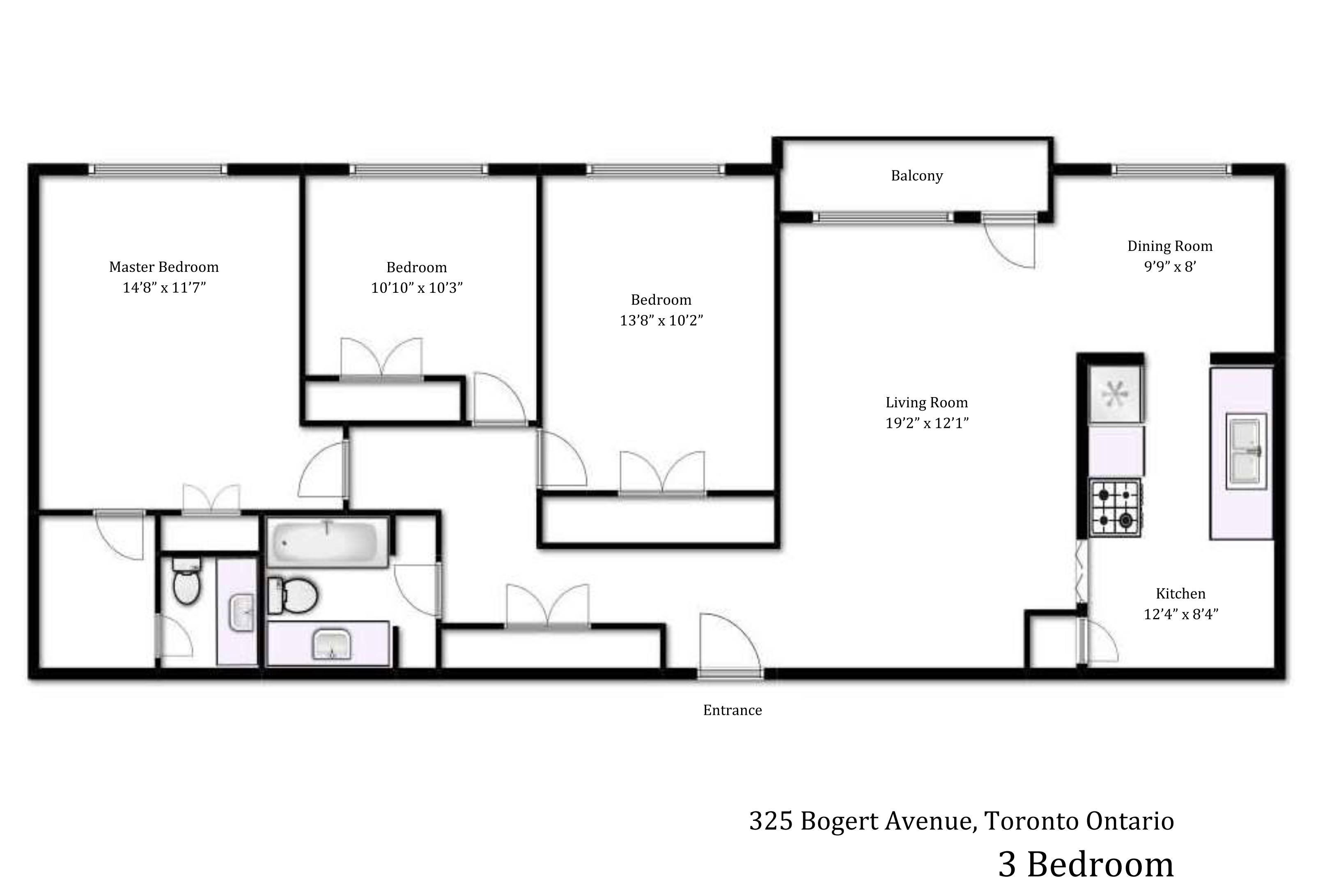Heath Residence Bogert Ave House Plans 114380