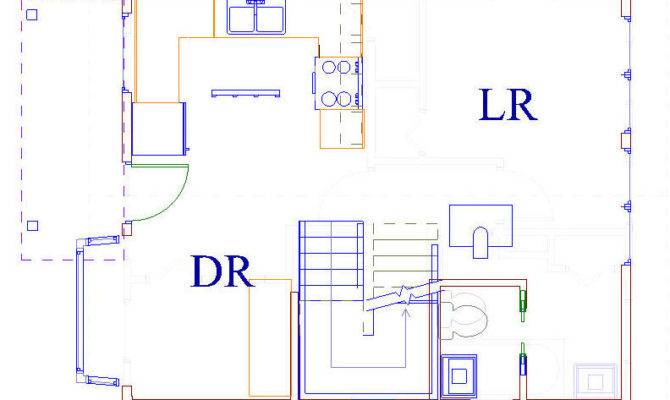 Here Floor Plans Demien Initially Worked Note