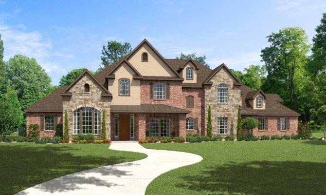 Heritage Luxury House Floor Plans