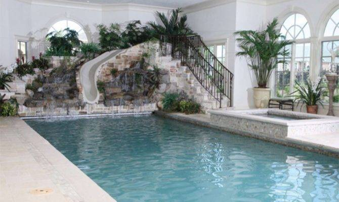 Heritage Swimming Pools Indoor Pool