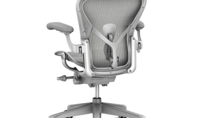 Herman Miller Aeron Remastered Chair Mineral Precision