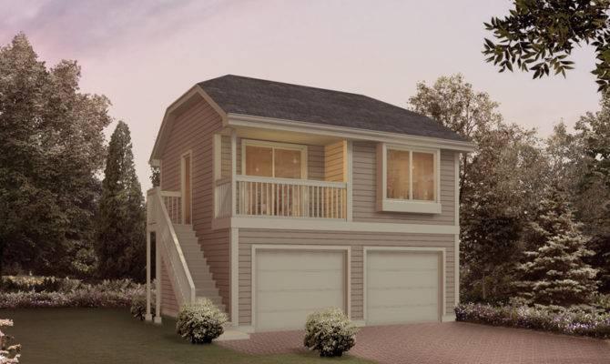 Herminia Garage Apartment Plan House Plans