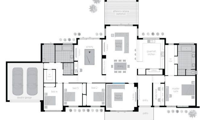 Hermitage Floorplans Mcdonald Jones Homes