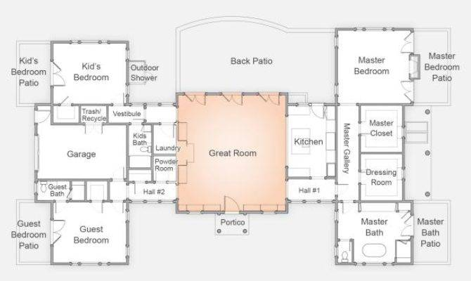 18 Best Simple Dream House Plans With