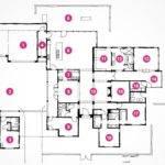 Hgtv Dream Home Floor Plan Rendering