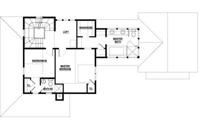 Hgtv Green Home Rendering Floor Plan