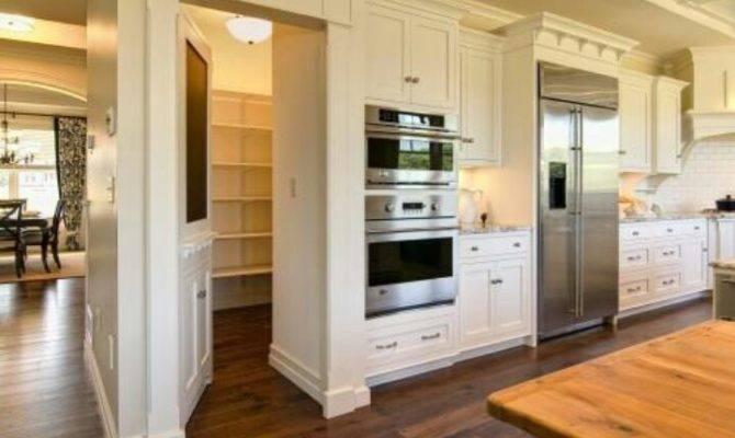 Hidden Kitchen Walk Pantry Love Home Ideas Pinterest