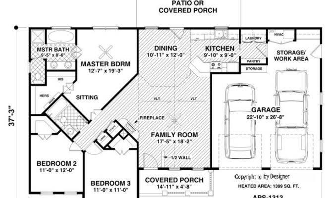 Hidden Meadow Bedrooms Baths House