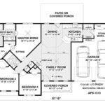 Hidden Meadow House Plan Bedrooms Baths