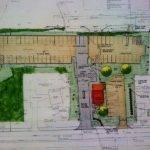 Higgins Beach Proposed Parking Bath House Plans