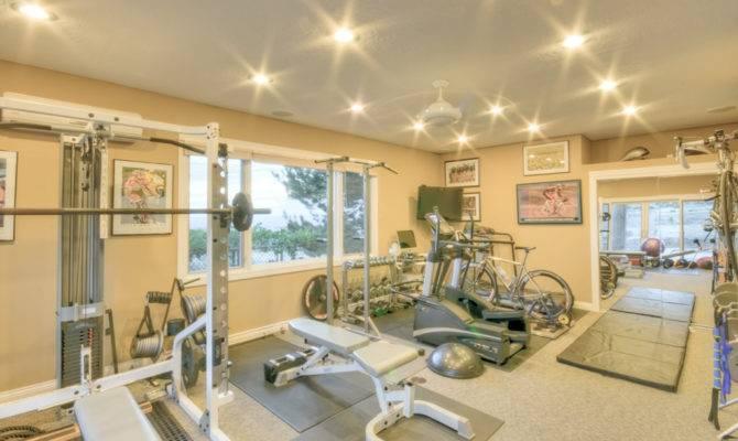 High Desert Luxury Home Gym Flickr Sharing