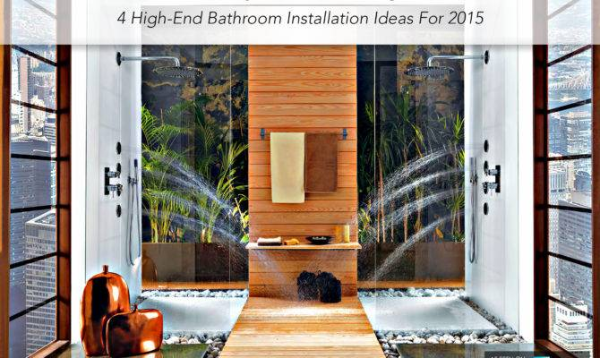 High End Bathroom Design Luxury Australianwild
