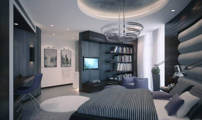 High End Bedroom Design Interior Ideas