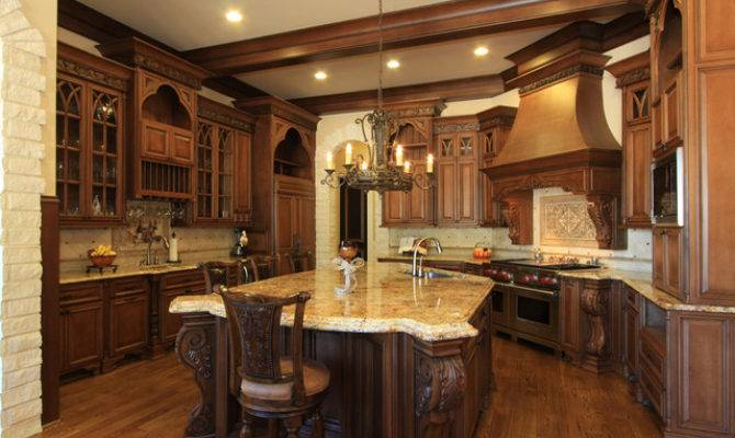 High End Kitchen Design