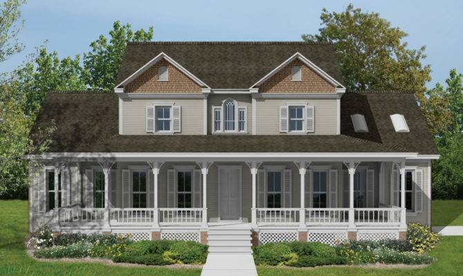 High Meadow Country Farmhouse Plan House Plans
