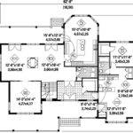 High Multigenerational Home Plans Multi