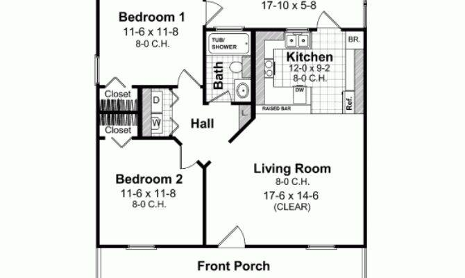 High Quality House Plans Under Cottage