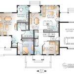 High Quality Multigenerational Home Plans Multi