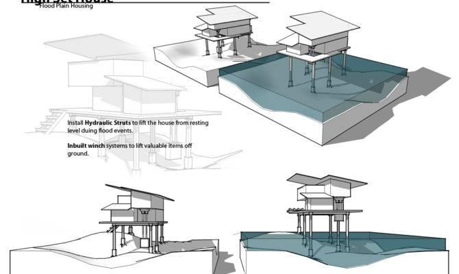 High Set House Flood Plain Housing Ideas
