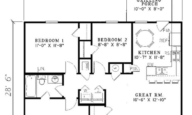 High Small Ranch House Plans