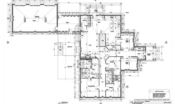 High Tide Design Group Architectural House Plans Floor