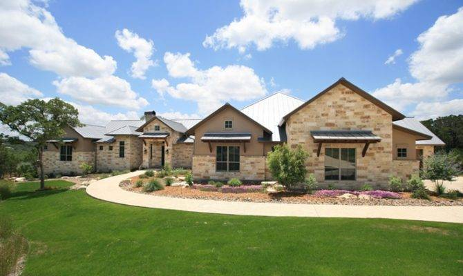 Hill Country Home Elevations Pinterest Homes