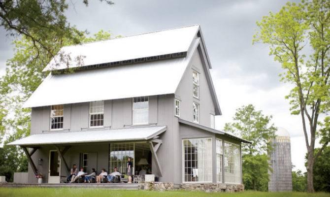 Hill Country House Modern Farmhouse