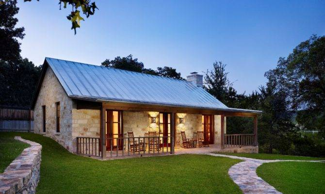 Hill Country Retreat Northworks Architects Plannersnorthworks
