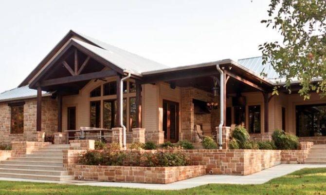 Hill Country Style House Plans Joy Studio Design