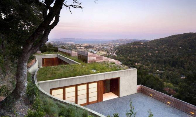Hillside Homes Know Embrace Landscape
