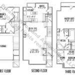 Hillside House Plans Story Narrow Lot